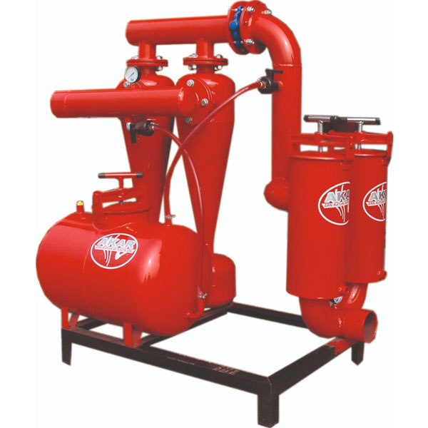 Hydrocyclone Filter Systems